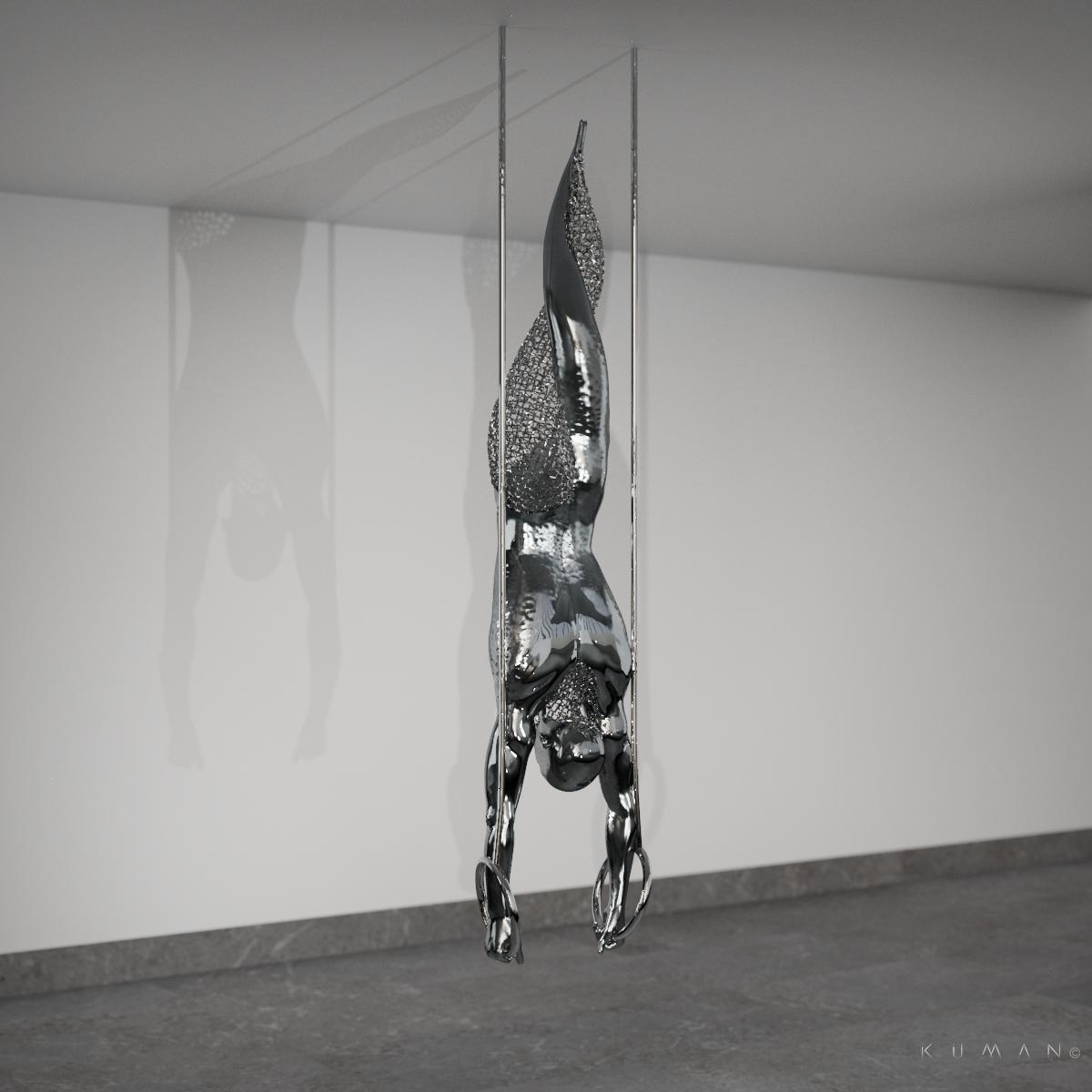 KUMAN | Œuvres d'art - L'acrobate