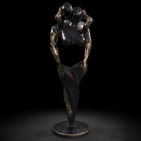KUMAN | Œuvres d'art - Harmony bronze