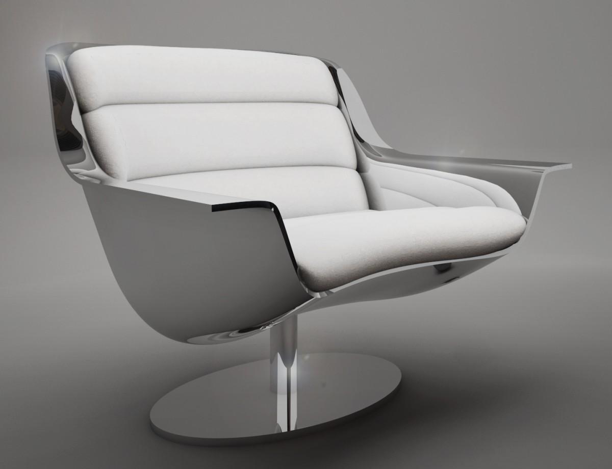 KUMAN | Design - Fauteuil KF 01