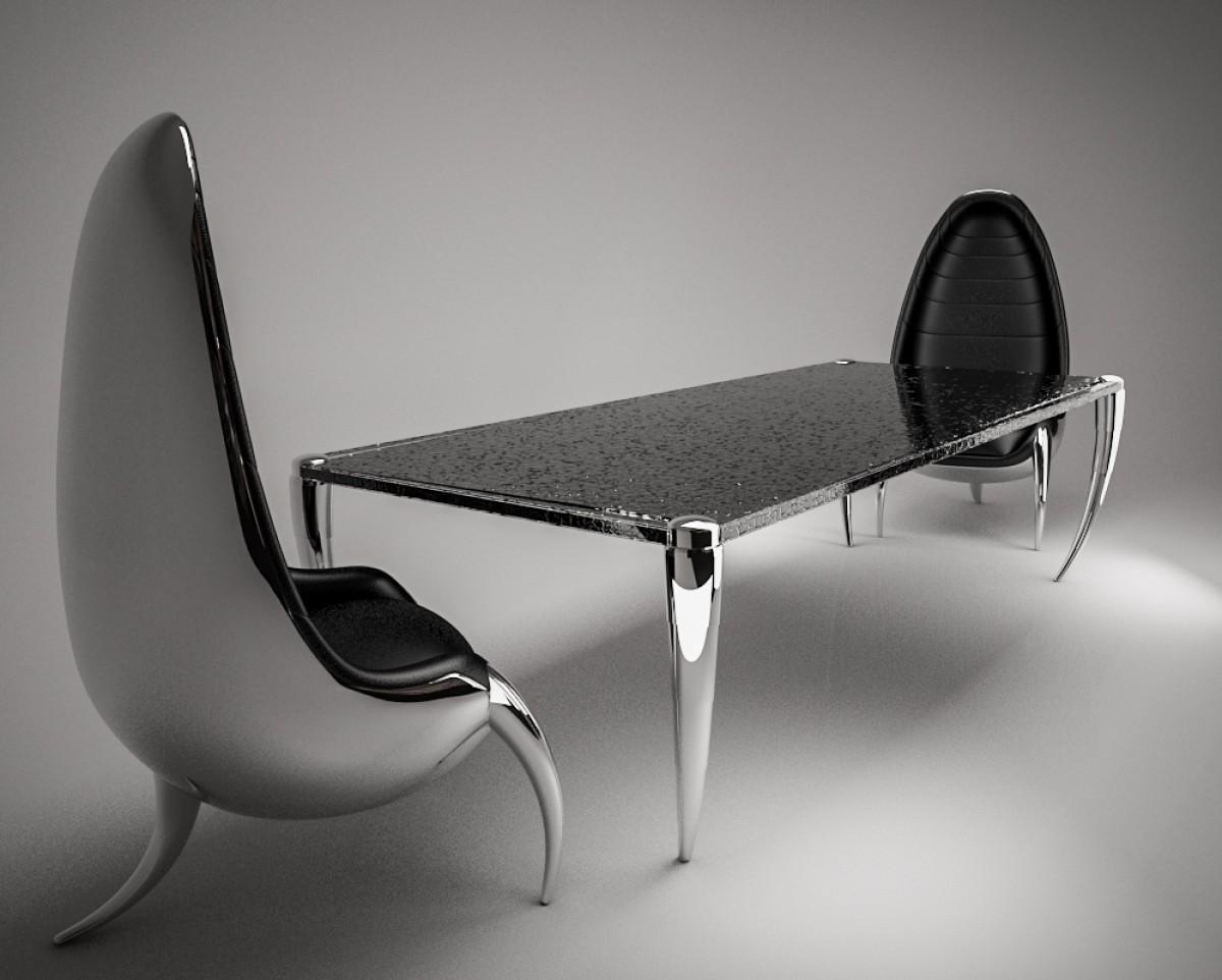 KUMAN ART | Design - Table KTH 03