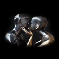 KUMAN | Œuvres d'art - Loyalty bronze