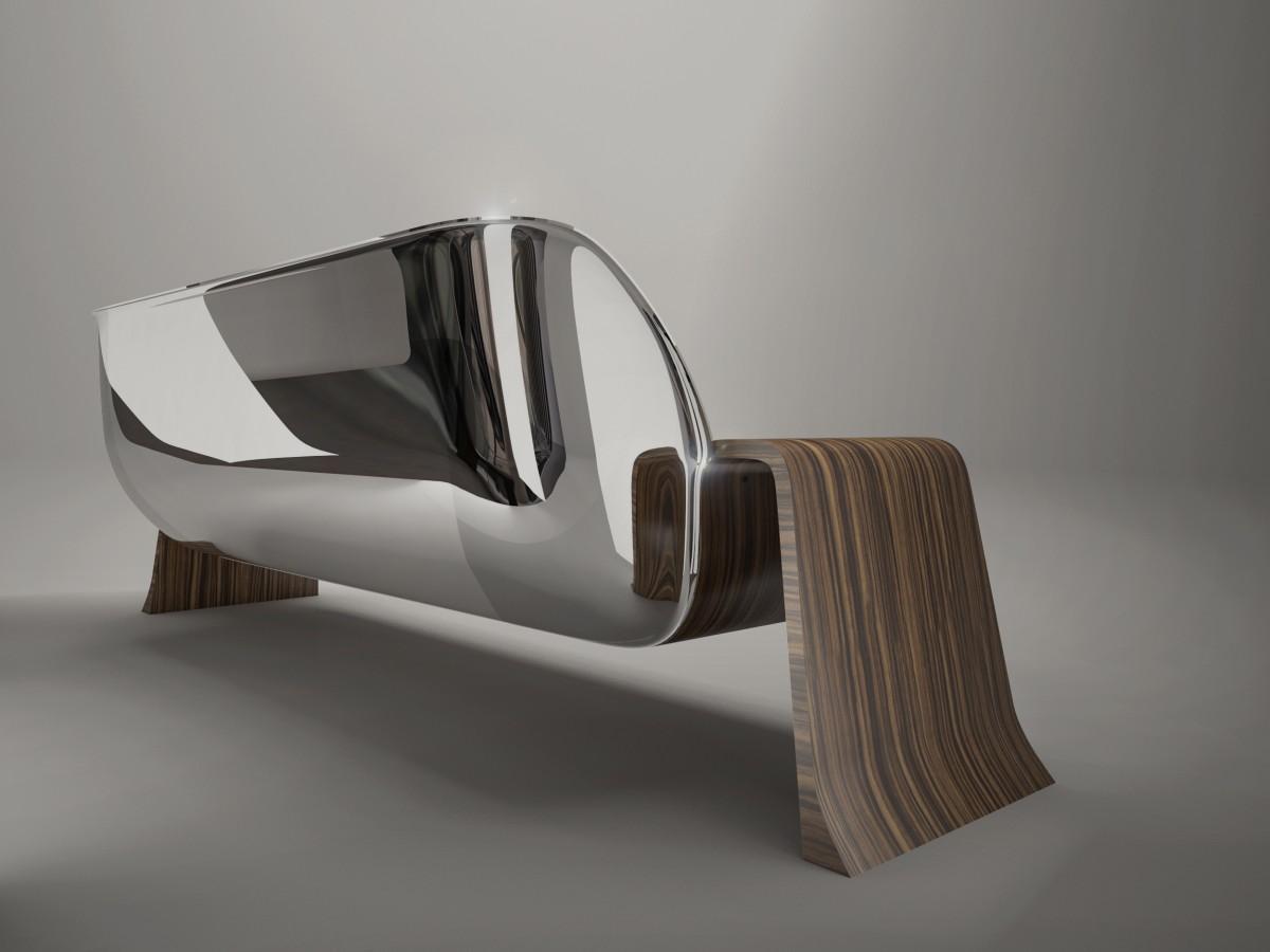 KUMAN | Design - Canapé KC 02